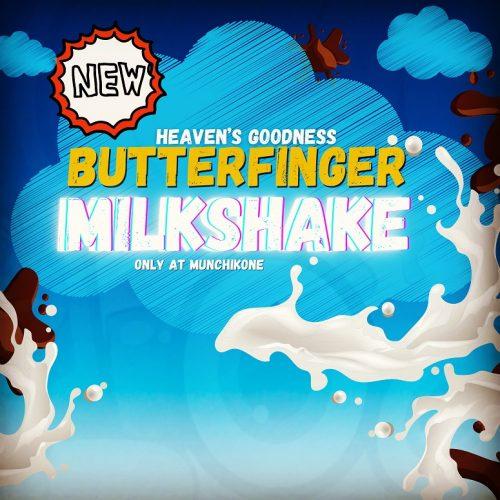 Butterfinger Milkshake