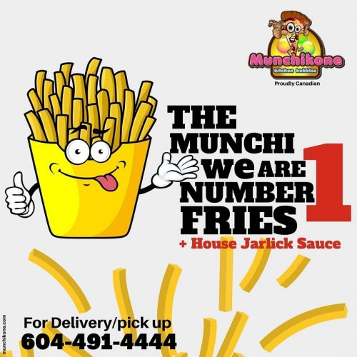 Number One Fries